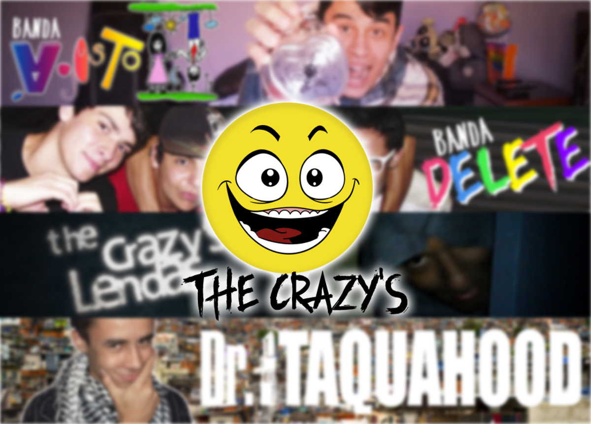 The Crazys 2 - Paulo Jr. CG - Portfólio