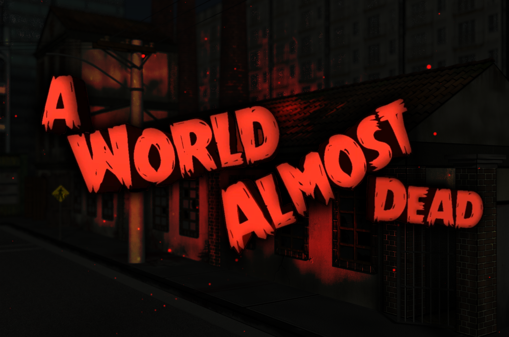 A World Almost Dead 2- Paulo Jr. CG