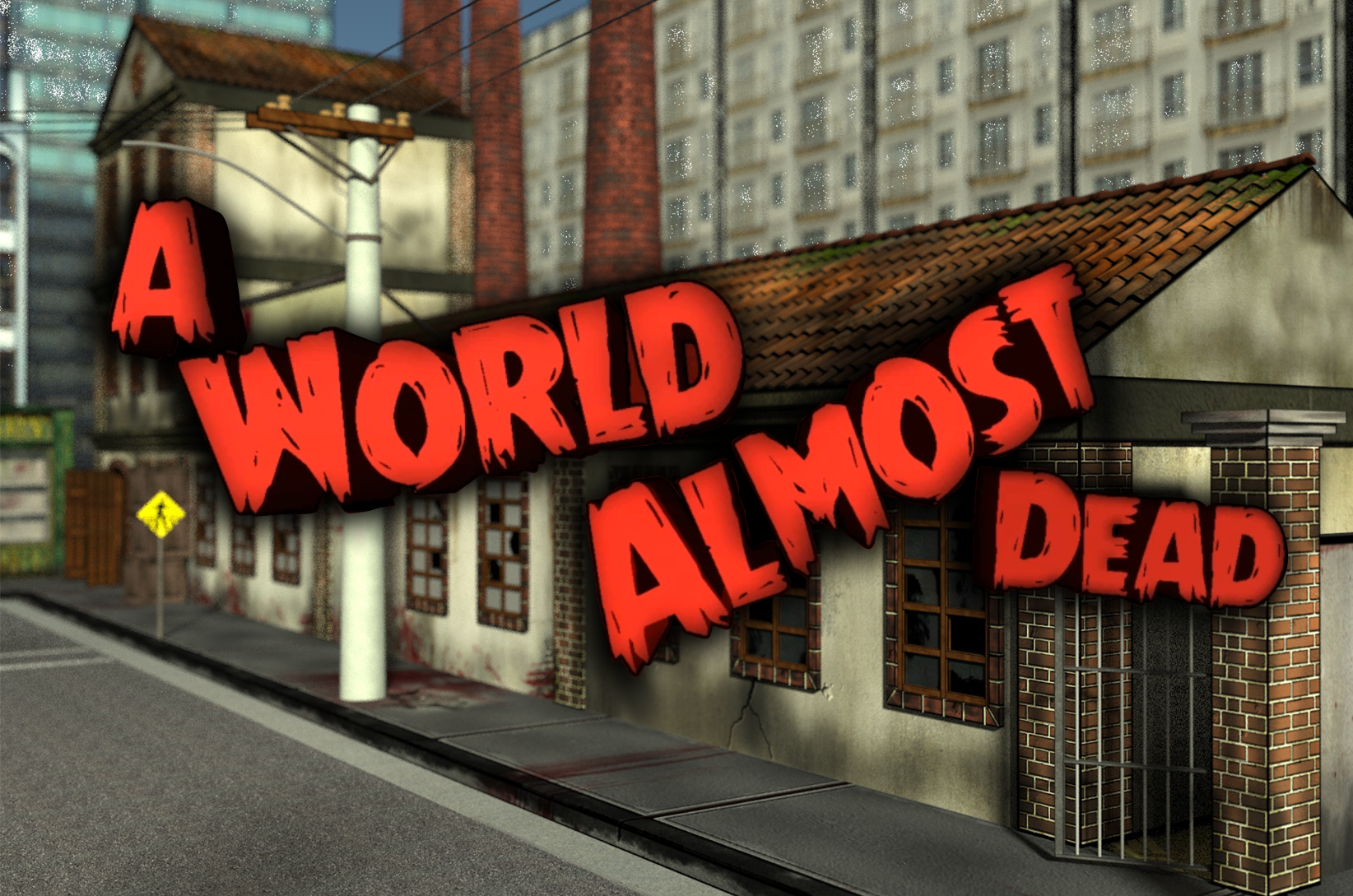 A World Almost Dead - Paulo Jr. CG